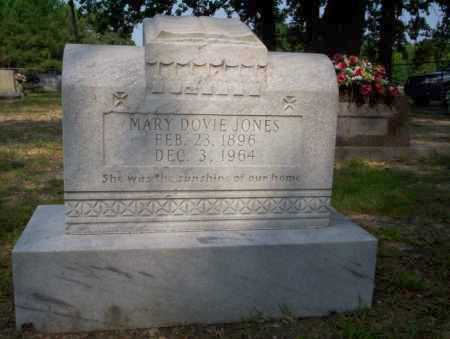 JONES, MARY DOVIE - Calhoun County, Arkansas | MARY DOVIE JONES - Arkansas Gravestone Photos