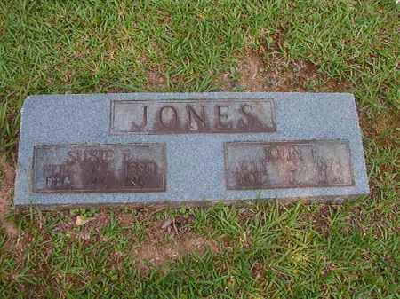 JONES, JOHN F - Calhoun County, Arkansas | JOHN F JONES - Arkansas Gravestone Photos