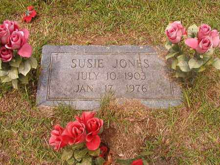 JONES, SUSIE - Calhoun County, Arkansas | SUSIE JONES - Arkansas Gravestone Photos
