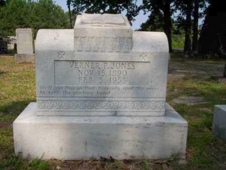 JONES, VERNER P - Calhoun County, Arkansas | VERNER P JONES - Arkansas Gravestone Photos