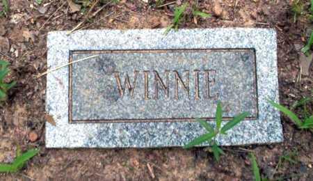 JONES, WINNIE - Calhoun County, Arkansas | WINNIE JONES - Arkansas Gravestone Photos