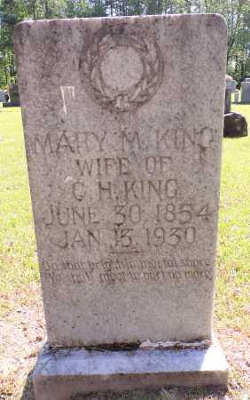 KING, MARY MALINDA - Calhoun County, Arkansas | MARY MALINDA KING - Arkansas Gravestone Photos