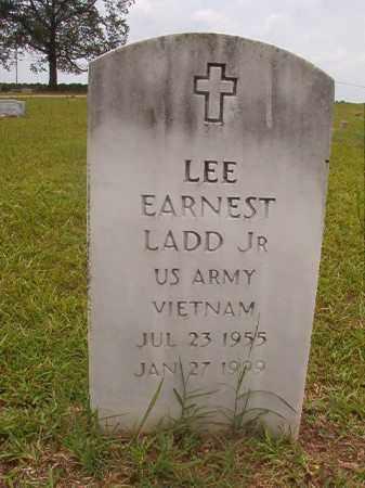 LADD, JR (VETERAN VIET), LEE EARNEST - Calhoun County, Arkansas | LEE EARNEST LADD, JR (VETERAN VIET) - Arkansas Gravestone Photos