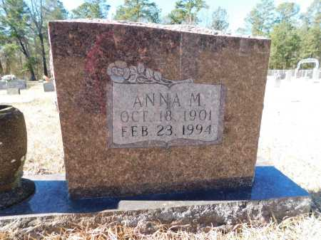 MARKS, ANNA M - Calhoun County, Arkansas | ANNA M MARKS - Arkansas Gravestone Photos