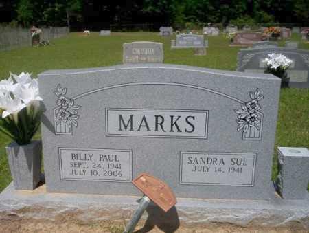 MARKS, BILLY PAUL - Calhoun County, Arkansas   BILLY PAUL MARKS - Arkansas Gravestone Photos