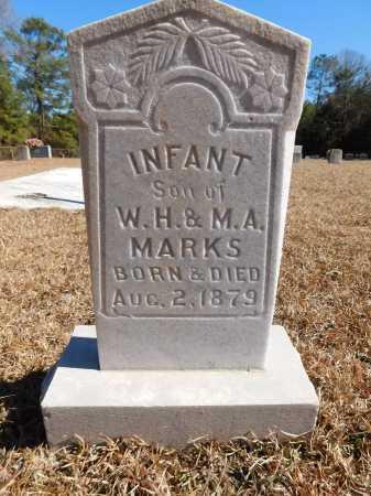 MARKS, INFANT - Calhoun County, Arkansas | INFANT MARKS - Arkansas Gravestone Photos