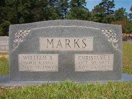 MARKS, CHRISTENE E - Calhoun County, Arkansas | CHRISTENE E MARKS - Arkansas Gravestone Photos