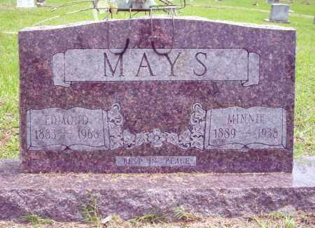 MAYS, MINNIE - Calhoun County, Arkansas | MINNIE MAYS - Arkansas Gravestone Photos