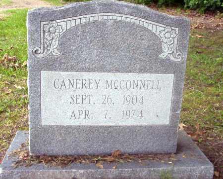 MCCONNELL, CANEREY - Calhoun County, Arkansas | CANEREY MCCONNELL - Arkansas Gravestone Photos
