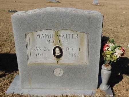 MCCREE, MAMIE - Calhoun County, Arkansas | MAMIE MCCREE - Arkansas Gravestone Photos
