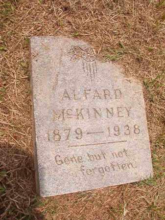 MCKINNEY, ALFARD - Calhoun County, Arkansas | ALFARD MCKINNEY - Arkansas Gravestone Photos
