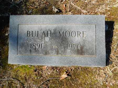 MOORE, BULAH - Calhoun County, Arkansas | BULAH MOORE - Arkansas Gravestone Photos