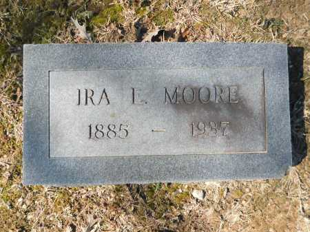 MOORE, IRA E - Calhoun County, Arkansas | IRA E MOORE - Arkansas Gravestone Photos