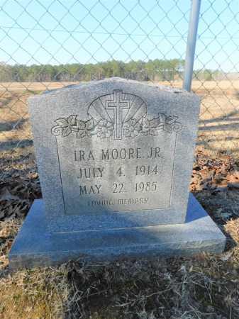 MOORE, JR, IRA - Calhoun County, Arkansas | IRA MOORE, JR - Arkansas Gravestone Photos