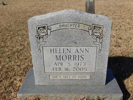 MORRIS, HELEN ANN - Calhoun County, Arkansas | HELEN ANN MORRIS - Arkansas Gravestone Photos