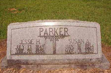 PARKER, SUSAN A - Calhoun County, Arkansas | SUSAN A PARKER - Arkansas Gravestone Photos