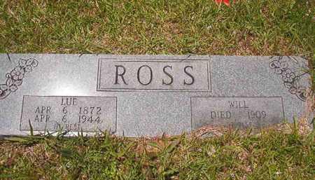 ROSS, LUE - Calhoun County, Arkansas | LUE ROSS - Arkansas Gravestone Photos
