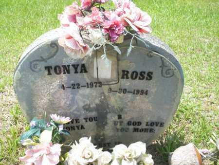 ROSS, TONYA - Calhoun County, Arkansas | TONYA ROSS - Arkansas Gravestone Photos