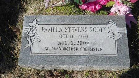 SCOTT, PAMELA - Calhoun County, Arkansas | PAMELA SCOTT - Arkansas Gravestone Photos