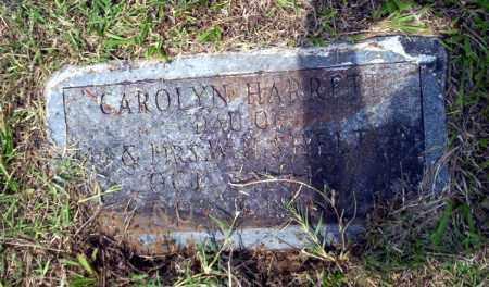 SHELTON, CAROLYN HARRETT - Calhoun County, Arkansas | CAROLYN HARRETT SHELTON - Arkansas Gravestone Photos