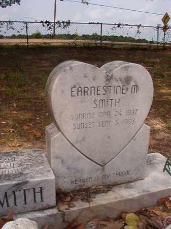 SMITH, EARNESTINE M - Calhoun County, Arkansas | EARNESTINE M SMITH - Arkansas Gravestone Photos