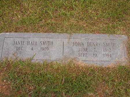 SMITH, JOHN HENRY - Calhoun County, Arkansas | JOHN HENRY SMITH - Arkansas Gravestone Photos