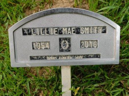SMITH, LILLIE MAE - Calhoun County, Arkansas | LILLIE MAE SMITH - Arkansas Gravestone Photos