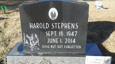 STEPHENS, SR, HAROLD - Calhoun County, Arkansas   HAROLD STEPHENS, SR - Arkansas Gravestone Photos