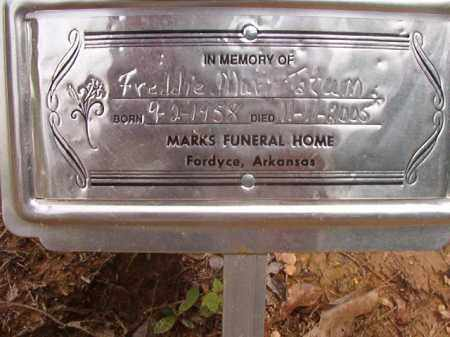 TATUM, FREDDIE MURL - Calhoun County, Arkansas | FREDDIE MURL TATUM - Arkansas Gravestone Photos