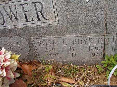 THROWER, ROSA L - Calhoun County, Arkansas | ROSA L THROWER - Arkansas Gravestone Photos