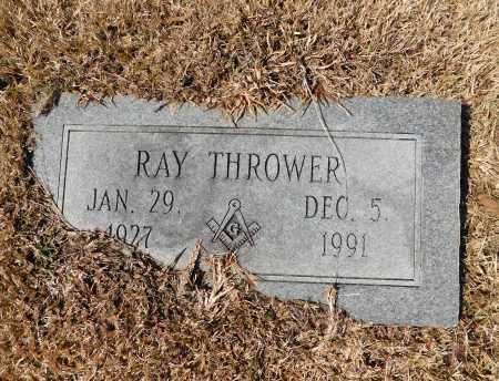 THROWER, RAY - Calhoun County, Arkansas | RAY THROWER - Arkansas Gravestone Photos