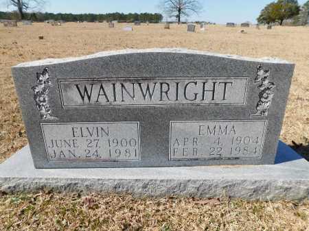 WAINWRIGHT, ELVIN - Calhoun County, Arkansas | ELVIN WAINWRIGHT - Arkansas Gravestone Photos