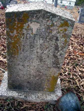 WARE, ANNIE - Calhoun County, Arkansas | ANNIE WARE - Arkansas Gravestone Photos
