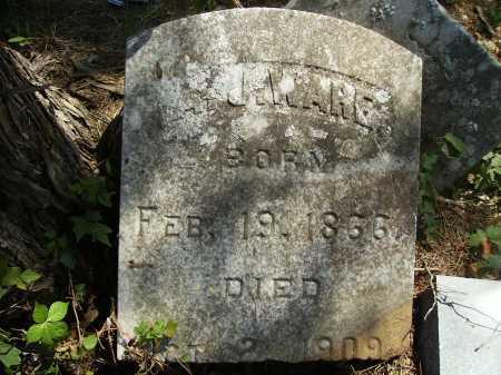 WARE, A J - Calhoun County, Arkansas   A J WARE - Arkansas Gravestone Photos