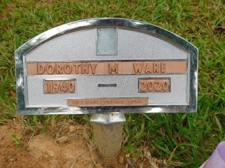WARE, DOROTHY MAE - Calhoun County, Arkansas   DOROTHY MAE WARE - Arkansas Gravestone Photos