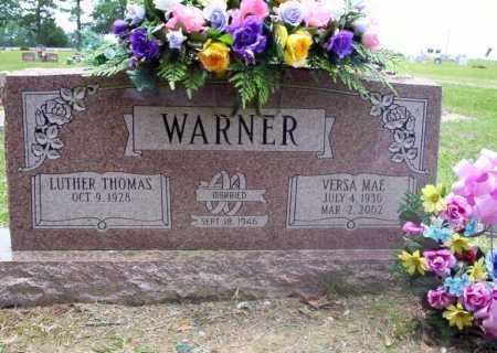 WARNER, VERSA MAE - Calhoun County, Arkansas | VERSA MAE WARNER - Arkansas Gravestone Photos
