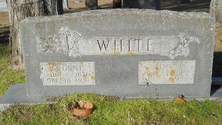 WHITE, LAURA L - Calhoun County, Arkansas | LAURA L WHITE - Arkansas Gravestone Photos