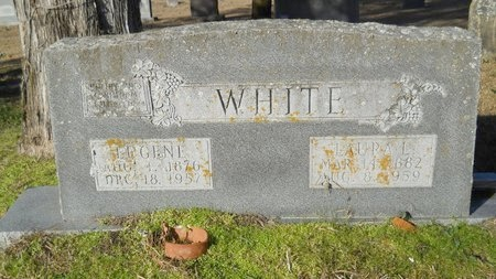 WHITE, EUGENE - Calhoun County, Arkansas | EUGENE WHITE - Arkansas Gravestone Photos
