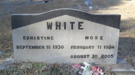 WHITE, MOSE - Calhoun County, Arkansas   MOSE WHITE - Arkansas Gravestone Photos