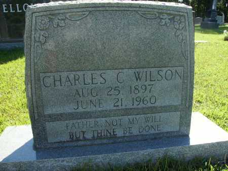WILSON, CHARLES C - Calhoun County, Arkansas   CHARLES C WILSON - Arkansas Gravestone Photos
