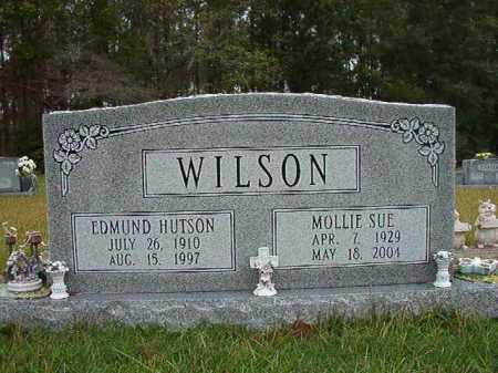 WILSON, MOLLIE SUE - Calhoun County, Arkansas | MOLLIE SUE WILSON - Arkansas Gravestone Photos