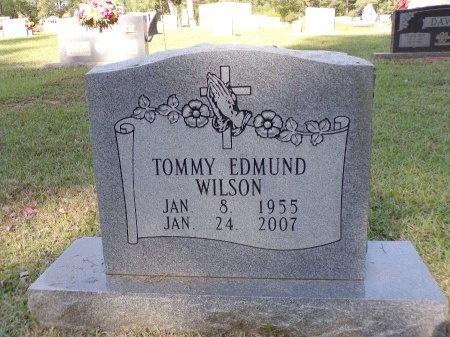 WILSON, TOMMY EDMUND - Calhoun County, Arkansas | TOMMY EDMUND WILSON - Arkansas Gravestone Photos