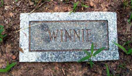 JONES, WINNIE - Calhoun County, Arkansas | WINNIE JONES - Arkansas Gravestone Photos