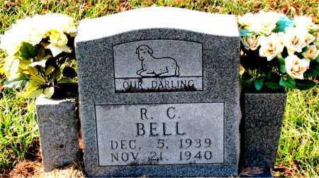 BELL, R.  C. - Carroll County, Arkansas | R.  C. BELL - Arkansas Gravestone Photos