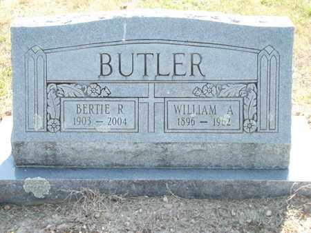 BUTLER, BERTIE R - Carroll County, Arkansas | BERTIE R BUTLER - Arkansas Gravestone Photos