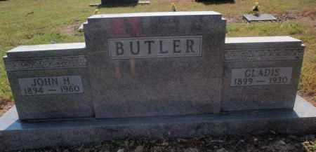 BUTLER, JOHN H - Carroll County, Arkansas   JOHN H BUTLER - Arkansas Gravestone Photos