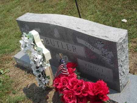 BUTLER, KIRBY T - Carroll County, Arkansas | KIRBY T BUTLER - Arkansas Gravestone Photos