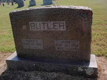 BUTLER, JOHN I - Carroll County, Arkansas   JOHN I BUTLER - Arkansas Gravestone Photos