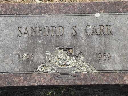 CARR, SANFORD S - Carroll County, Arkansas | SANFORD S CARR - Arkansas Gravestone Photos