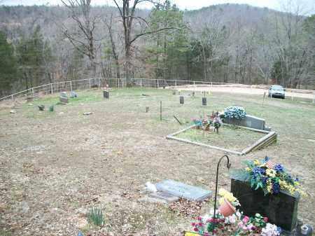 CEMETERY OVERVIEW, . - Carroll County, Arkansas | . CEMETERY OVERVIEW - Arkansas Gravestone Photos